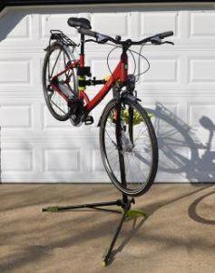 Fahrrad Montageständer Kettler 08981-880 mit Bike