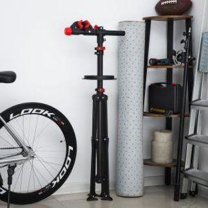 Fahrrad Montageständer SONGMICS zusammengeklappt