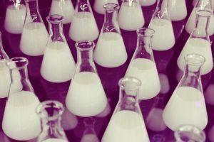 labor test flaschen
