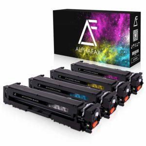 Laserdrucker test toner