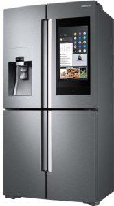 samsung family-hub side-by-side kühlschrank test