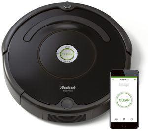 staubsaugerroboer iRobot Roomba