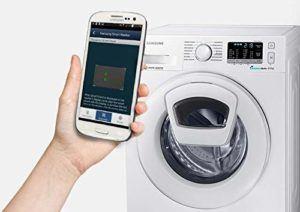 Waschmaschine 8 kg smart