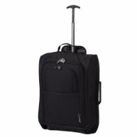 5 Cities Luggage Handgepäck Koffer Test