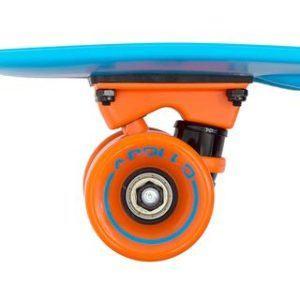Das Fancy Kinder Skateboard von Apollo ist hochwertig verarbeitet im Test