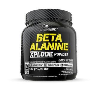 Welche Arten von Beta Alanin gibt es in einem Test?