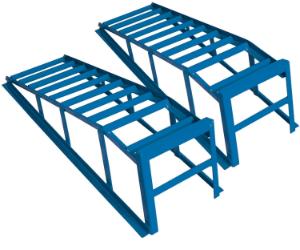Die Auffahrrampe als Alternative zum Rollstuhllift im Test und Vergleich