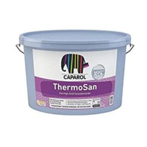 Caparol Fassadenfarbe ThermoSan im Test