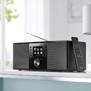 Karcher DAB 7000i DAB Radio im Test und Vergleich
