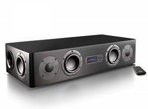 Das NuPro As-250 Sounddeck von Nubert sieht sehr modern aus im Test