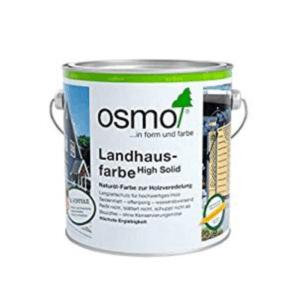 Osmo 26044696_01 Fassadenfarbe Test
