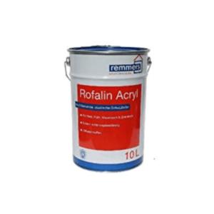 Remmers Rofalin Acryl Fassadenfarbe Test