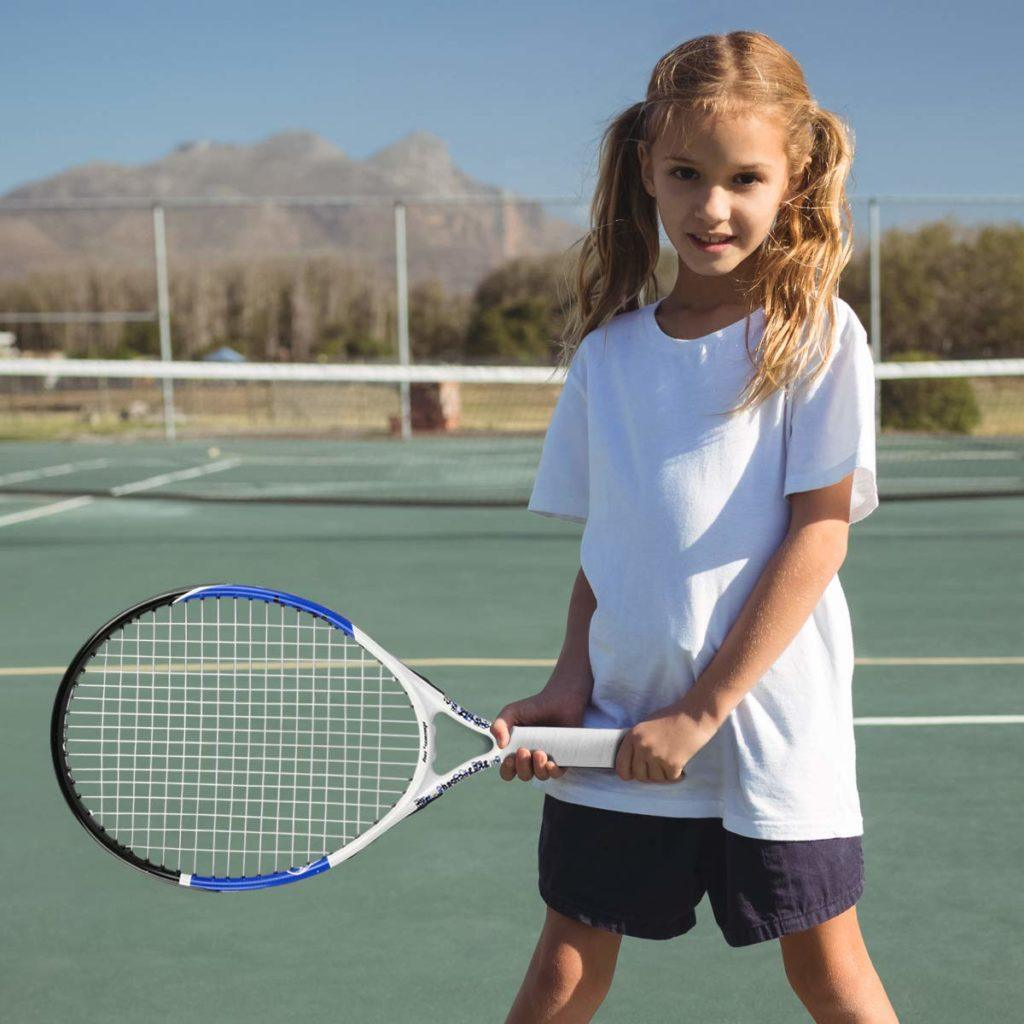 Kinder Tennisschläger Test
