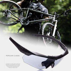 Nach diesen Testkriterien werden Fahrradbrillen bei uns verglichen