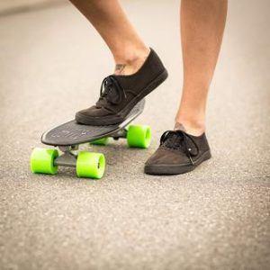 Das Kinder Skateboard von Ultrasport hat viele Vorteile im Test gezeigt