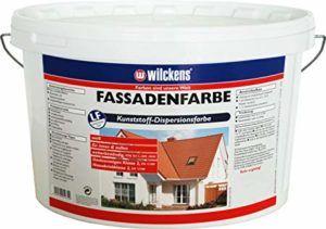 Wilckens Farben Fassadenfarbe 13391000090 im Test