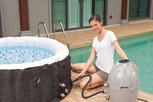 Die wichtigsten Vorteile von einem Aufblasbarer Whirlpool Testsieger in der Übersicht