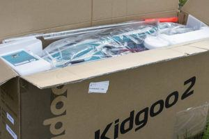 Kartonverpackung mit Qeridoo Kidgoo-2