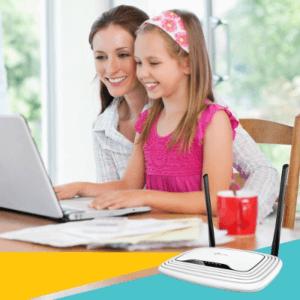 Welche Arten von VoIP Router gibt es in einem Test?