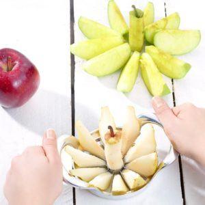 Die aktuell besten Produkte aus einem Apfelteiler Test im Überblick