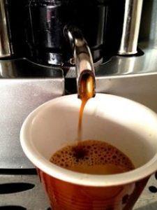 Einbau Kaffeevollautomat Kaffee Zubereitung