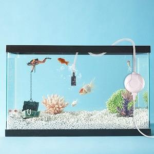 Fragen und Antworten aus einem Aquarium Luftpumpen Test
