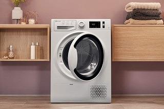 Der Waschtrockner hat eine einfache Hanhabung im Test