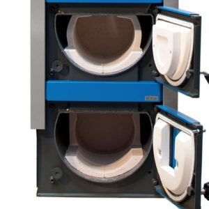 Holzvergaser Atmos DC 30 Brennkammern