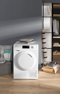 Der TDB 110 WP Waschtrockner von Miele hat eine einfache Bedienung im Test
