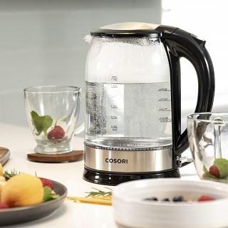 Kann Milch im Wasserkocher erwärmt werden im Test