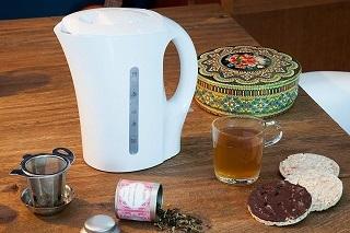 Der Wasserkocher von Tivoli im Test und Vergleich