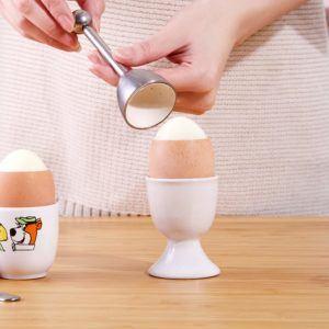 Wie fuktioniert Eierschneider Test