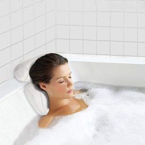 Wie funktioniert ein Badewannenkissen Test und Vergleich