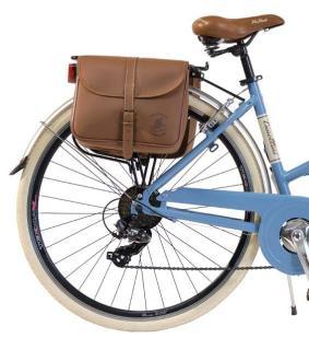 Citybike Damen Via Veneto by Canellini CTB Vintage Stil hinten
