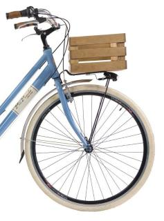 Citybike Damen Via Veneto by Canellini CTB Vintage Stil vorn