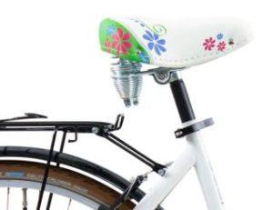 Citybike Damen tretwerk leader ara Sattel