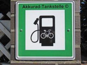 E Bike Laden