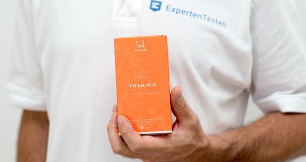 Vitamin C Kapseln von Aava Labs - über 1000 mg pro Tagesdosis (1027,5 mg)