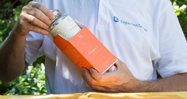 Vitamin C Kapseln von Aava Labs - Acerola, Hagebutten, Camu-Camu Extrakt und Zitrus-Bioflavonoiden Komplex
