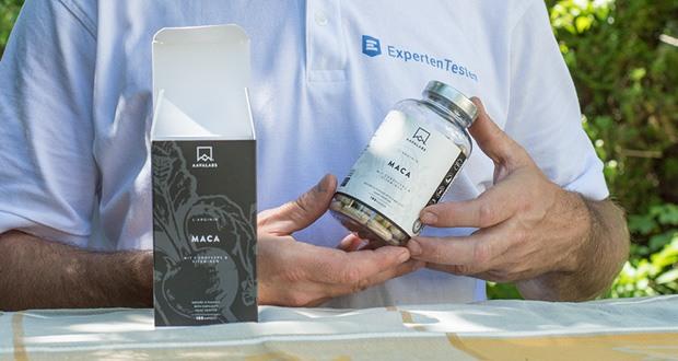 Maca L - Arginin von Aava Labs - Nordische Reinheit: 100% Vegan - Laborgeprüft