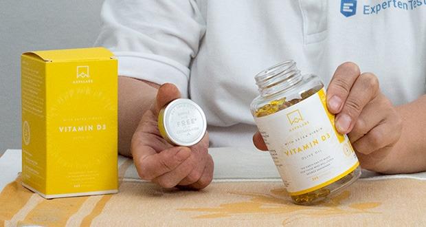 Ideale Vitamin D3 Versorgung mit Aava Labs