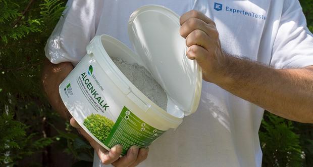 Algenkalk von Natureflow - einzigartiges Nährstoffprofil mit großer Wirkung