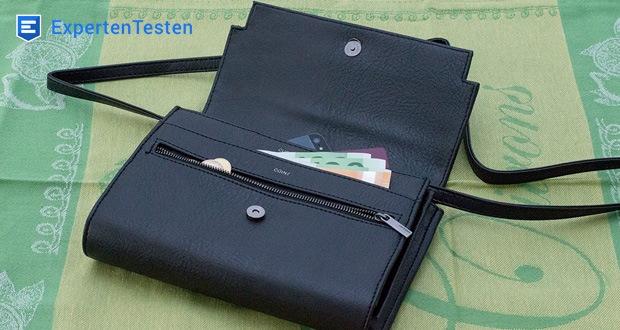 Matt & Nat Trek Reisetasche - Material: Obermaterial aus Lederimitat, Futter aus 100% recyceltem Nylon