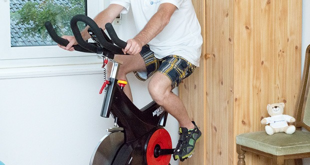 Miweba Sports Profi Indoor Cycling MS500 im Test