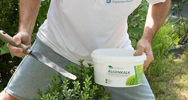 Algenkalk von Natureflow - aus 100% Lithothamnium Calcareum