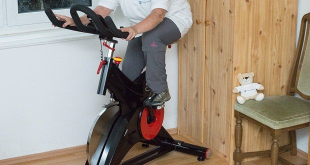 Miweba Sports Profi Indoor Cycling MS500 im Test - mit einer hoch qualitativen Ausstattung
