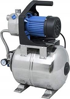Das 94637 HWW 1000E Hauswasserwerk von Güde im Test und Vergleich