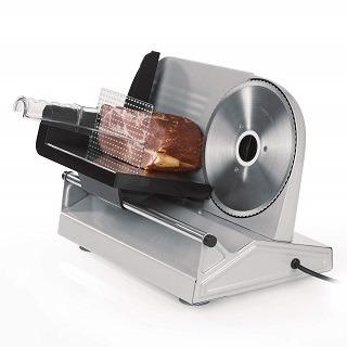 Die Brotschneidemaschine von GOURMETmaxx hat eine einfache Handhabung im Test und Vergleich