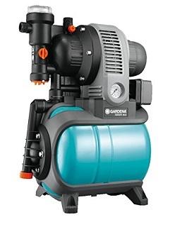 Das Classic 30004 eco Hauswasserwerk von Gardena ist von hoher Qualität im Test