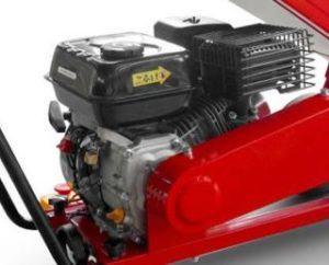 HECHT Benzin Haecksler 6208 Motor